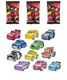 Set of 3: Disney Pixar Cars 3 - MINI RACERS Blind