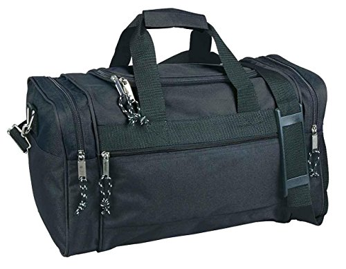 20″ or 17″ Blank Duffle Bag Duffel Travel Camping Outdoor Sports Gym Accessories Bag – DiZiSports Store