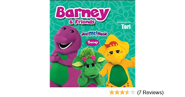 Sing Along with Barney and Friends: Tori