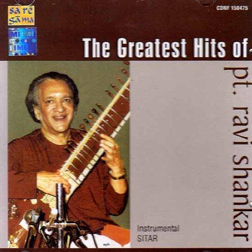 The Greatest Hits of Pt. Ravi Shankar (Instrumental Sitar) (Audio CDs)