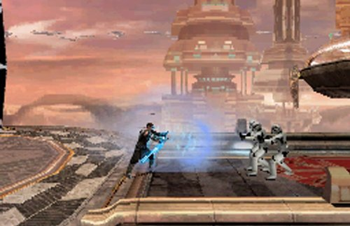 Amazoncom Star Wars The Force Unleashed Ii Nds Nintendo Ds