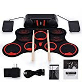 best seller today Roll-Up Drum Kit Portable Electronic...