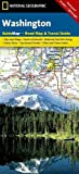 Washington (National Geographic Map) (National Geographic Guide Map)