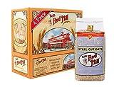 Bob's Red Mill Gluten Free Steel Cut Oats, 24-ounce (Pack of 4)