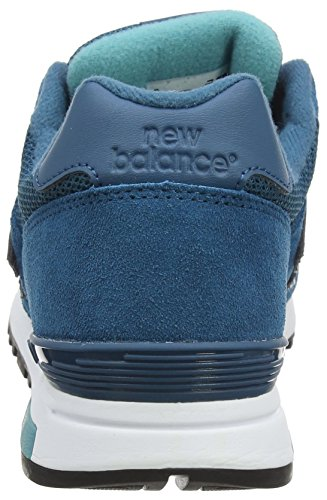 Nieuw Evenwicht Dames Wl565 Loopschoenen Blauw (blauwgroen)