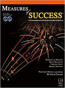 Music Co BB210PER Measures of Success BK 2 F.J.H Percussion