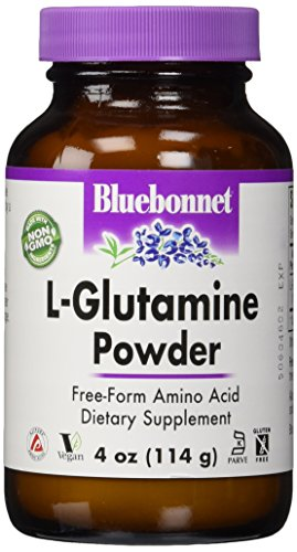 Bluebonnet L Glutamine Powder