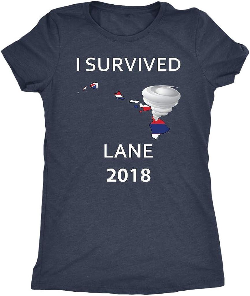 I Survived Hurricane Lane 2018 Hawaii Women's T-Shirt