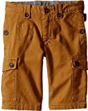 Dolce & Gabbana Kids Baby Boy's Cargo Shorts (Toddler/Little Kids) Rust Brown 5 (Little Kids) X One Size