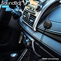 SoundBot SB363 3 5mm Ground Loop Noise Isolator Adapter Remover[Buzzing  Eliminator Hissing Filter] Speaker/Car Audio Stereo System/Bluetooth  Adapter