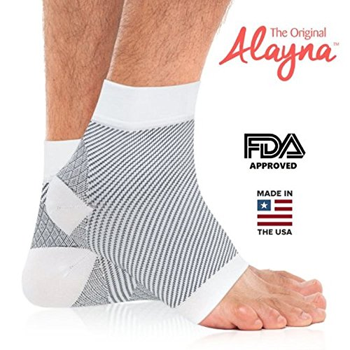 Compression Foot Sleeves - Relief From Foot Pain, Swellin...
