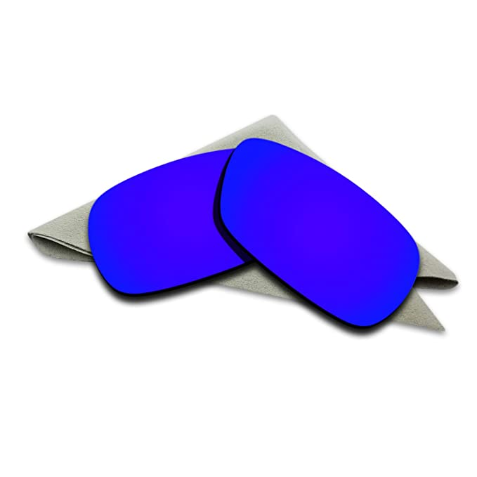 26553e4ee02be Polarized Lenses Replacement for Oakley Crosshair 2.0 Violet Purple Mirrored