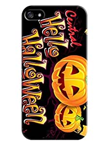 Creat Your Phone Protects Case Cover for iphone 5/5s with Fresh New Style Halloween Patterns fashionable Design