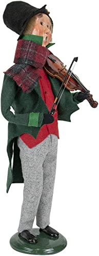 Byers Choice Kelly Man Caroler Figurine from The Specialty Families Collection 1194M