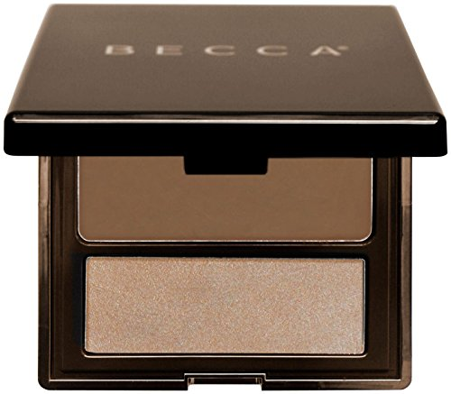 BECCA Lowlight Highlight Palette Poured