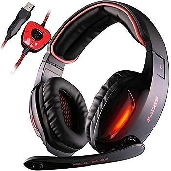 51O0eaqx3rL._SL500_AC_SS350_ amazon com 2017 new updated gaming headphones,sades sa930 3 5mm  at fashall.co