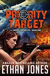 Priority Target (Carrie Chronicles # 1)
