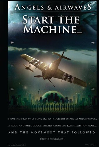 DVD : Angels & Airwaves - Angels & Airwaves: Start The Machine