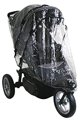 Valco Baby Universal 3 Wheel Rain Cover by Valco Baby