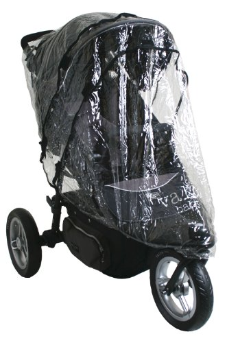 Valco Baby Universal 3 Wheel Rain Cover (3 Wheel Strollers compare prices)