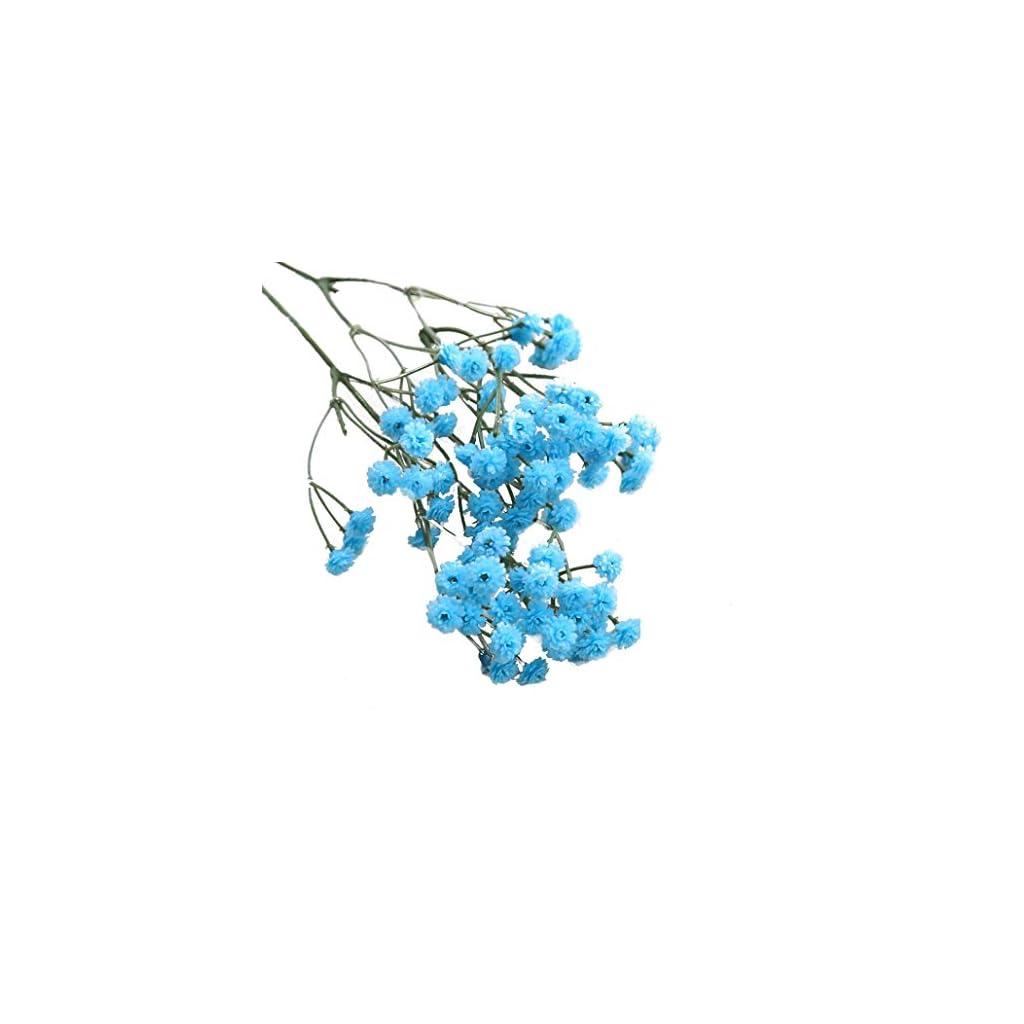 YJYdada-Artificial-Silk-Fake-Flowers-Babys-Breath-Floral-Wedding-Bouquet-Party-Decors