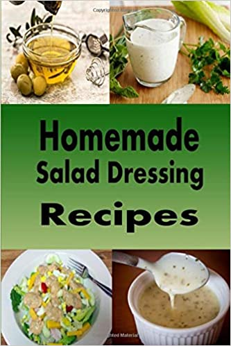 Homemade Salad Dressing Recipes Vinaigrette Bleu