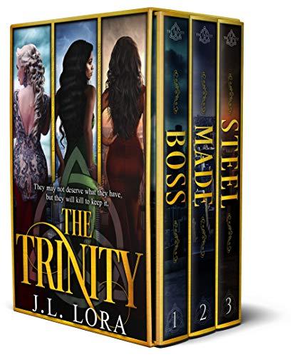 Amazon.com: The Trinity: The Complete Series (9781950453054 ...