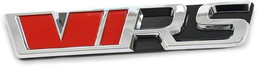 Skoda 565898100 Kodiaq RS Schriftzug vorn Tuning K/ühlergrill Emblem Logo
