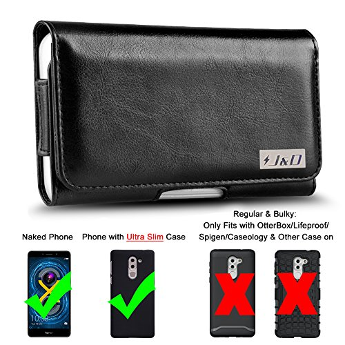 Honor Holster Leather Wallet Huawei