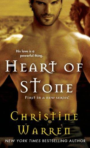 Heart of Stone: A Beauty and Beast Novel (Gargoyles Series Book 1) by [Warren, Christine]
