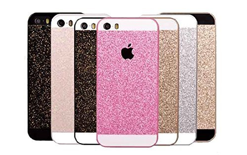 Monkey Cases® iPhone 6 - 4,7 Zoll - Premium PINK Glitzer Edition - Handyhülle - Original - Neu - Exklusiv - Back Cover - Business - rosa