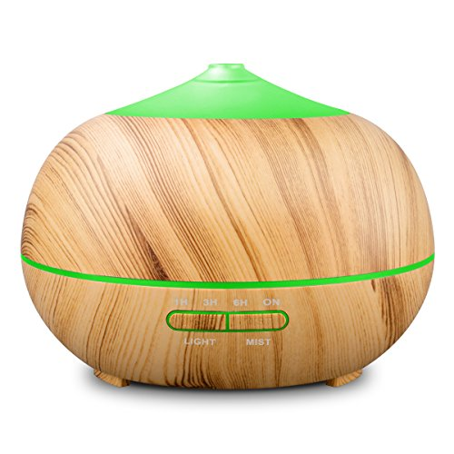TONERONE Essential Oil Diffuser Cool Mist Humidifier Only $12.49