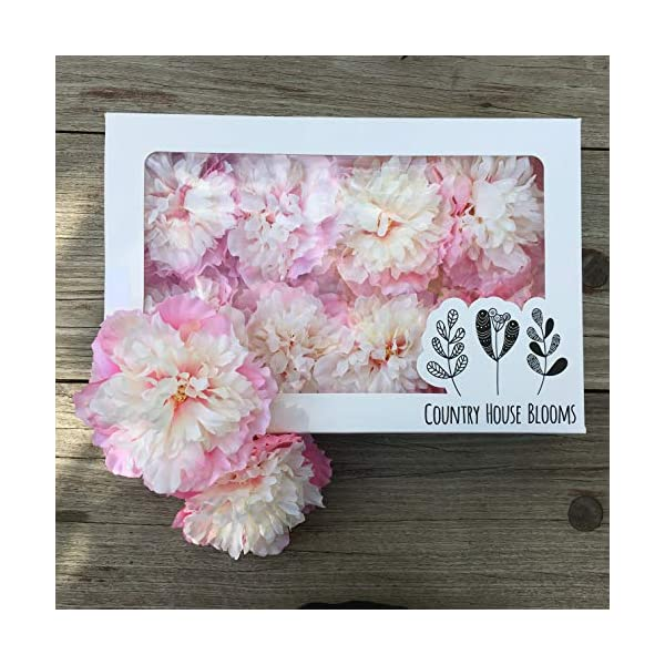 Large-Baby-Pink-Vintage-Peony-Rose-Craft-Flowers-for-Boho-and-Rustic-Wreaths-Flower-Crowns-and-Millinery-Supplies-Cake-Decorating-Party-and-Home-Decor-and-Flower-Craft-Handmade-8-heads-x-5-inches