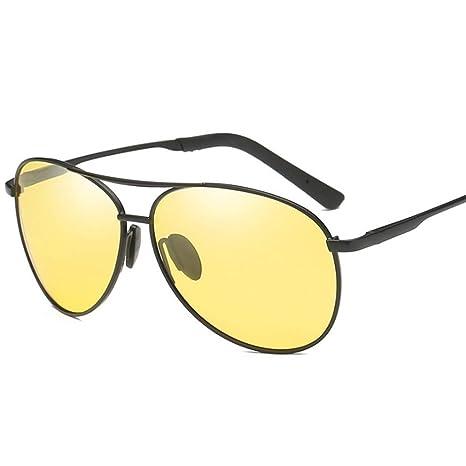 Amazon.com: Wonzone HD Visión nocturna de conducción gafas ...