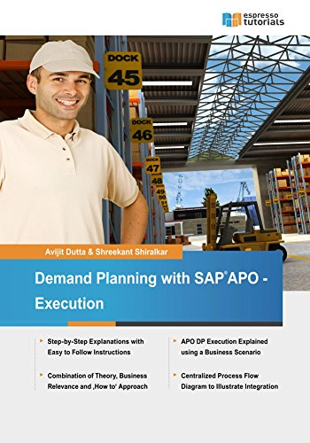 Download Demand Planning with SAP APO – Execution Pdf