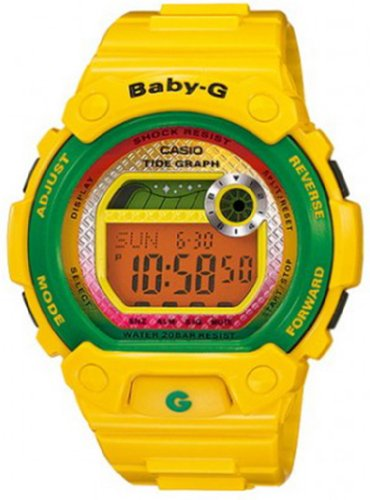 Baby G G Lide Digital Orange BLX1009