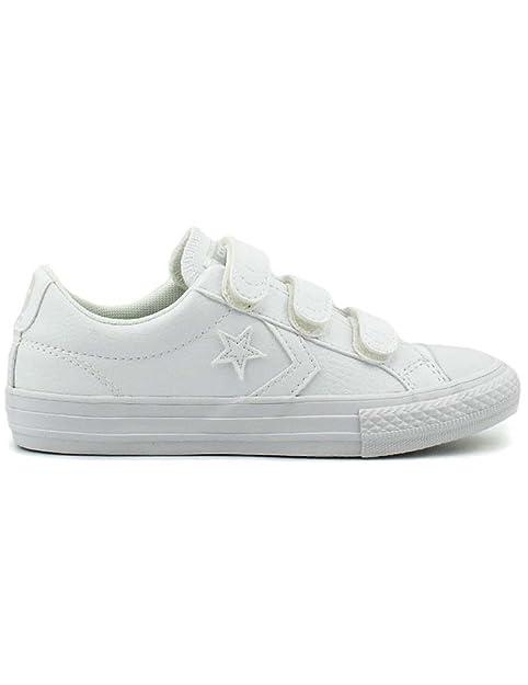 Converse Lifestyle Star Player Ev 3v Ox, Zapatillas Unisex Niños: Amazon.es: Zapatos y complementos