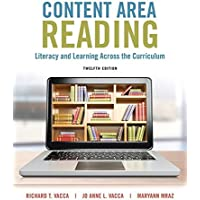 Content Area Reading: Literacy and Learning Across the Curriculum, Enhanced Pearson eText with Loose-Leaf Version - Access Card Package (12th Edition) (What's New in Literacy)