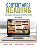 img - for Content Area Reading: Literacy and Learning Across the Curriculum, Enhanced Pearson eText with Loose-Leaf Version - Access Card Package (12th Edition) (What's New in Literacy) book / textbook / text book