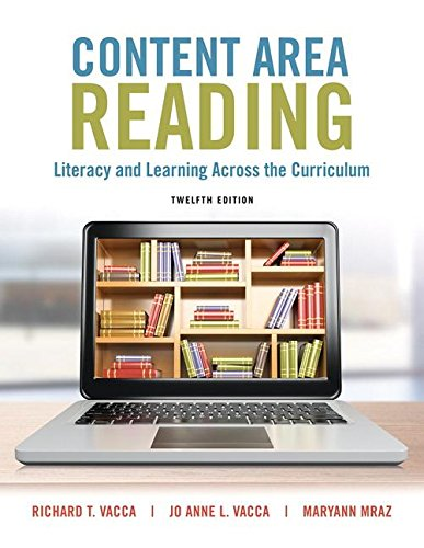 Content Area Reading: Literacy and Learning Across the Curriculum, Enhanced Pearson eText with Loose-Leaf Version -- Access Card Package (12th Edition) (What's New in Literacy)