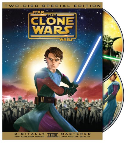 Star Wars: The Clone Wars (Two-Disc Special Edition)