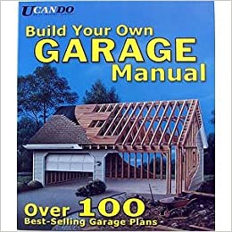 Build Your Own Garage >> Amazon Com Ucando Build Your Own Garage 0764434100018 Books