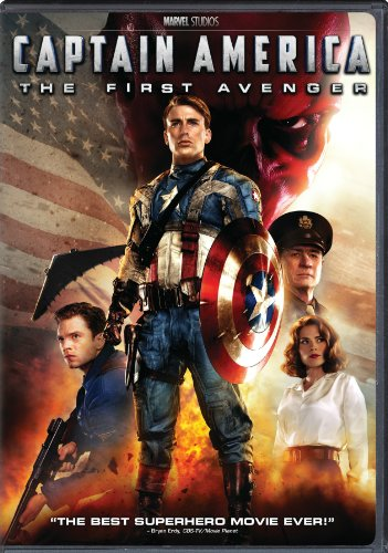 Scrawny Mask - Captain America: The First