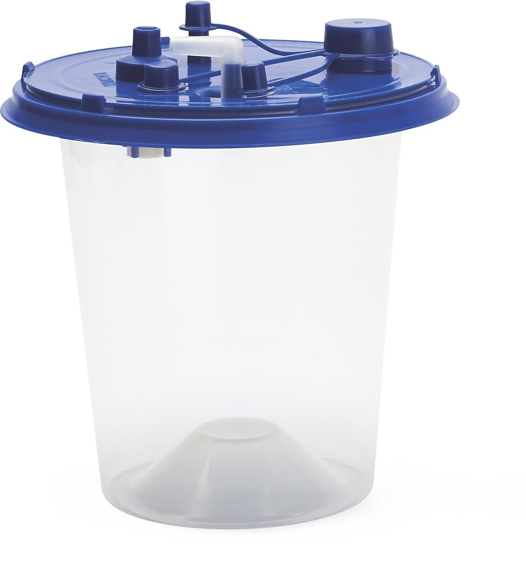Medline OR530 Suction Canister Semi-Rigid Liners, 3000 cc Canister Size (Pack of 50) by Medline