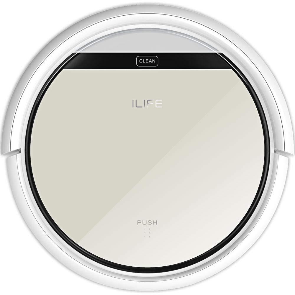 Amazon.com: YOOJOP ilife V5 Vacuum Cleaning Robot LCD Touch ...