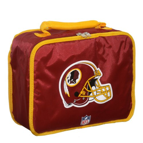 The Northwest Company Officially Licensed NFL Washington Redskins Lunchbreak Lunchbox