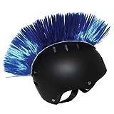 PC Racing Helmet Mohawk - Blue PCHMBLUE