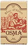 Osma Bloc - Alum Block 75g (Soothes Shaving Irritation) by Osma Laboratoires