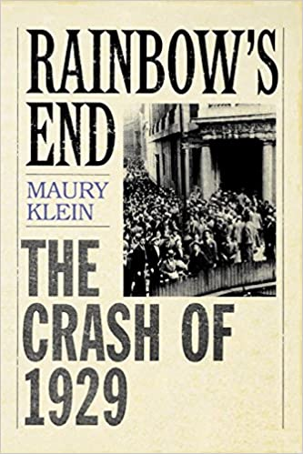 rainbows end the crash of 1929