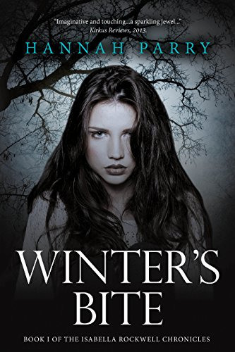 Winter's Bite: A Clean Historical Mystery (The Isabella Rockwell Chronicles Book 1)